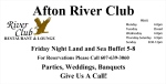 Afton River Club Logo