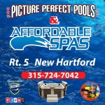 Picture Perfect Pools & Affordable Spas Logo